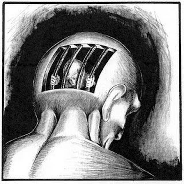 Uwięzienie
