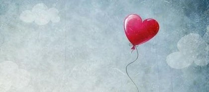 Balonik serce