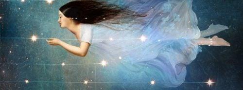 Kobieta gwiazdy