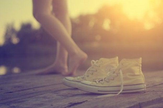 Nogi i buty