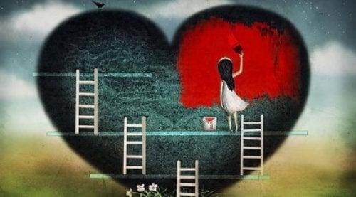 Pokochać siebie, by móc kochać innych