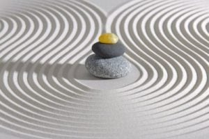 Fale na piasku - w poszukiwaniu spokoju