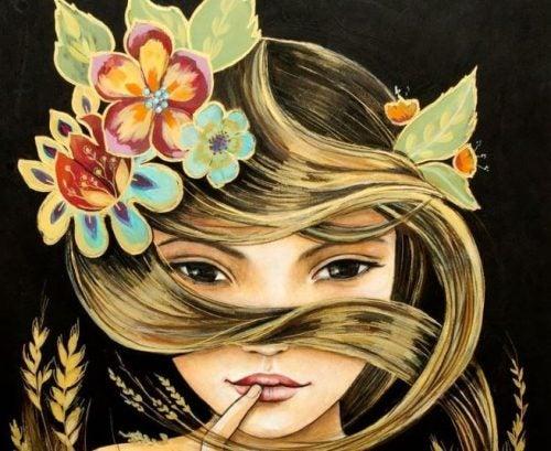Kobieta - nieśmiałość