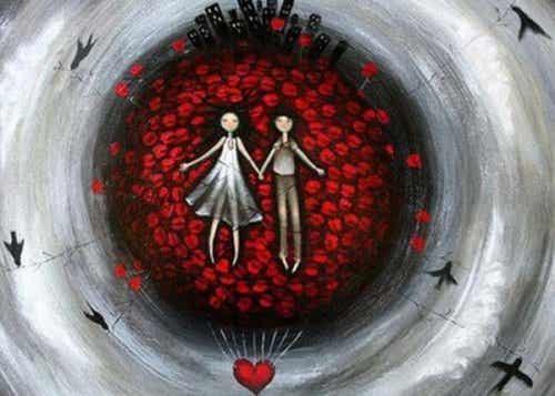 Kochać to nie znaczy posiadać drugą osobę