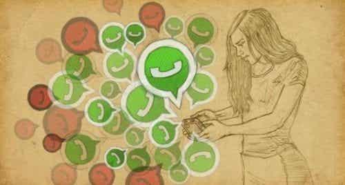 Whatsapp - nie odpowiadam, bo nie mogę lub nie chcę