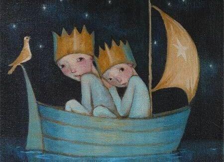 Bracia w łódce