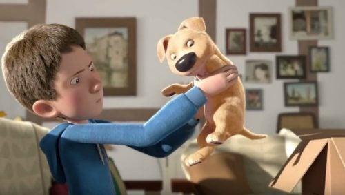 Krótki film animowany, który poruszył tysiące serc