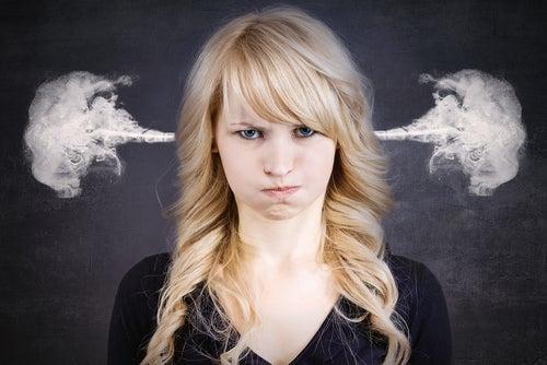 Gniew kobiety