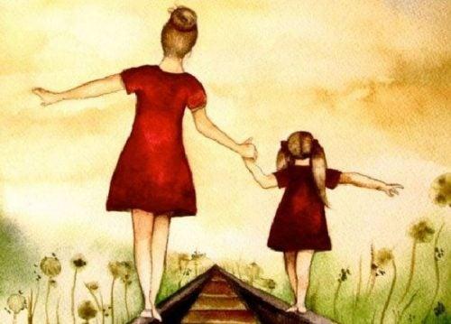 Córki i matki: więź, co goi rany i przysparza bólu