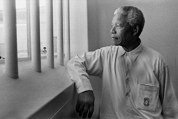 Jak Nelson Mandela zainspirował ludzkość