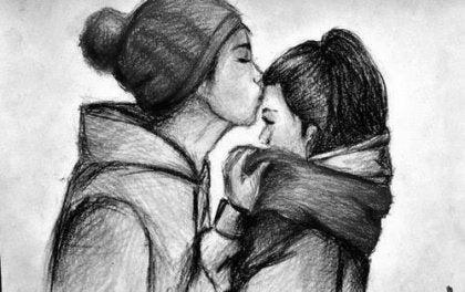 Pocałunek miłości