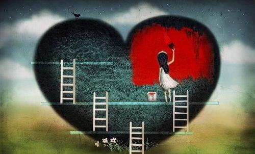 Renowacja złamanego serca