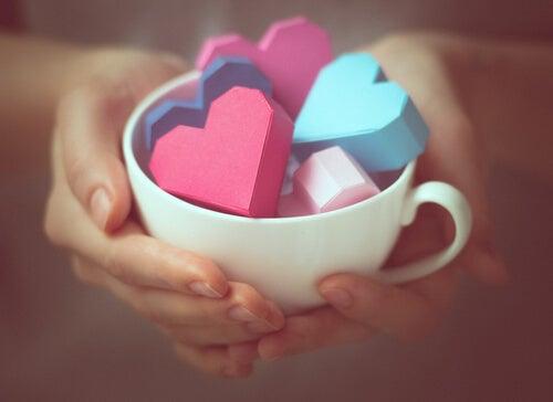 Dawanie miłości
