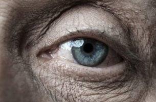 Dusza odbija się w oczach