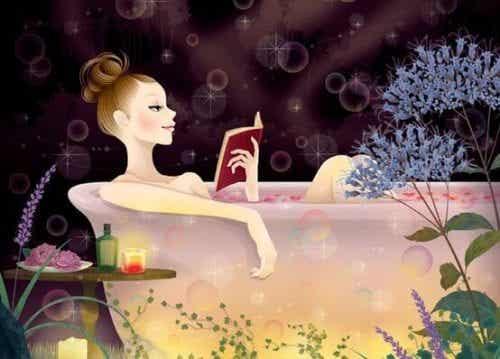 Czytanie jest niczym powrót do życia
