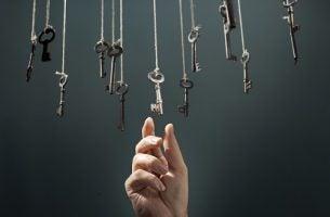 Różne klucze - jak działa intuicja