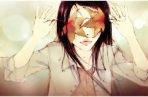 Liście na oczach - intuicja