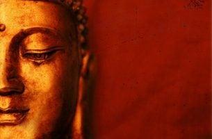 głowa buddy - Buddyzm