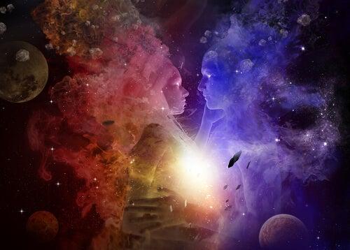 miłość i kosmos