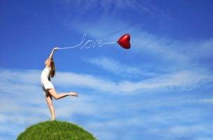 Balon miłości