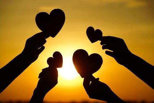 Akt dobroci - sama obserwacja przynosi korzyści