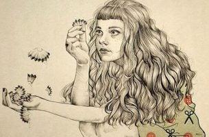 Dziewczyna - wygórowane oczekiwania