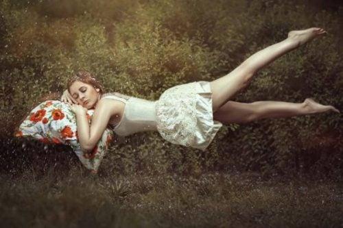 Świadome sny – jak rozwiązują nasze problemy?