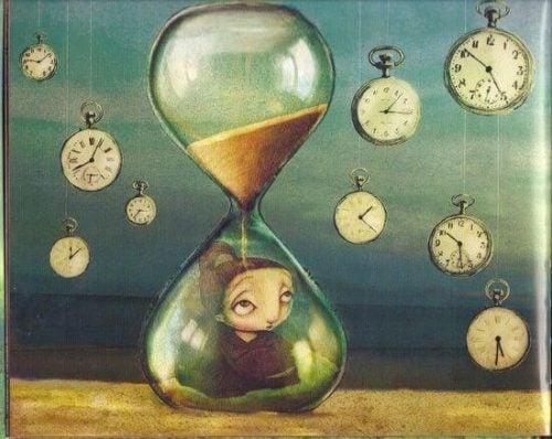Czas nie usuwa uczuć, ale pomaga nam je ułożyć