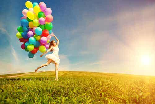 Pozytywna energia - działaj na nią jak magnes!