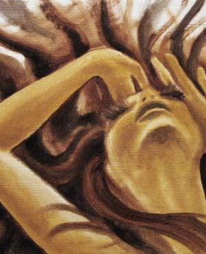 Kobieta - emocjonalny ból może dotknąć i Ciebie