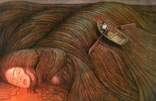 Morze włosów