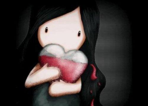 Obejmowanie serca