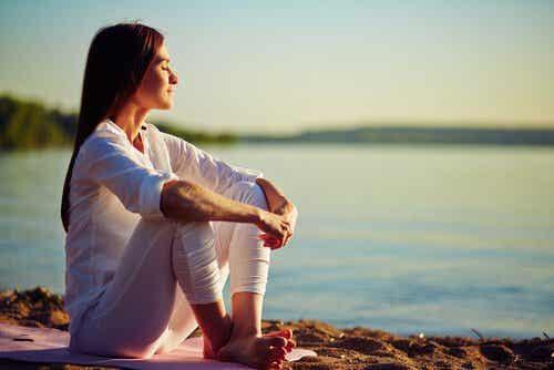 Niepokój - pokonaj go świadomie i żyj pełnią życia