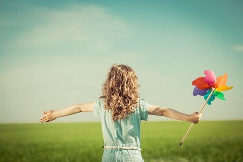 Swoboda dzieci