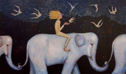 Symbolika - dziecko wewnętrne