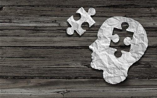 Brakujący puzel - zaburzenia psychiczne