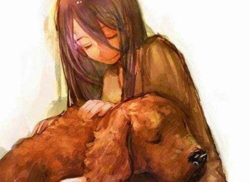 Pies, który kocha - gdy odchodzi, nie wszystko się kończy