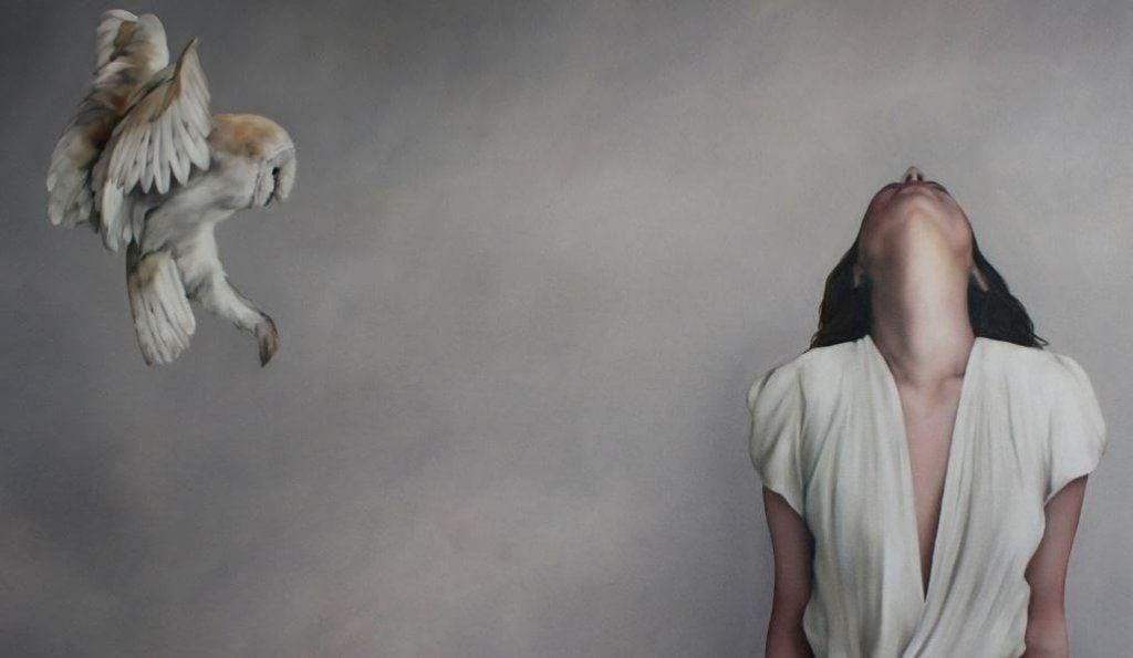 Kobieta i sowa - toksyczna przyjaciółka