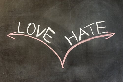 Miłość i nienawiść