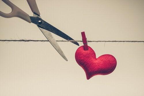 Miłość i nienawiść odczuwana jednocześnie
