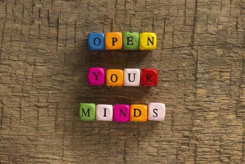 Otwórzcie umysły