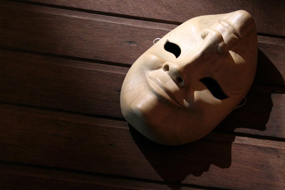 Podwójna maska