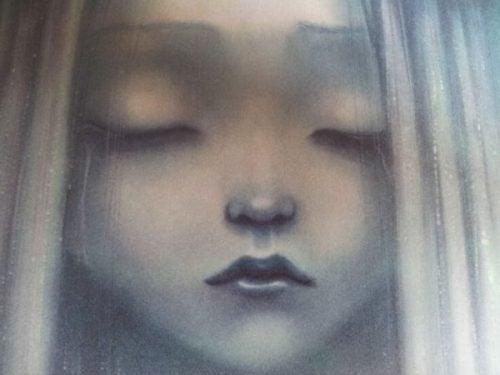 Smutna dziewczyna - poczucie winy