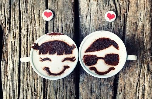 Twarze w kawie - związek