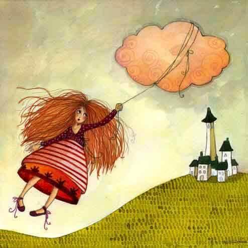 Porwana przez chmurę - żyjesz świadomie?