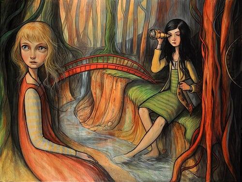 Zazdrość - pozbądź się jej oraz znajdź swoją własną ścieżkę