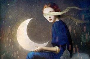 Księżyc - tchórzostwo
