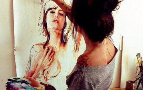 Rysowanie - akt