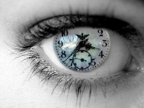 Zegar w oku