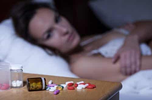 Benzodiazepiny - opis, stosowanie i skutki uboczne